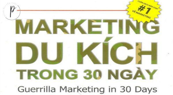 Ebook - Marketing du kích trong 30 ngày - sách hay về Marketing