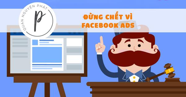 Đừng chết vì Facebook Ads