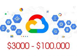 Hướng dẫn đăng ký tài khoản Google Cloud for Startups nhận 1.000$