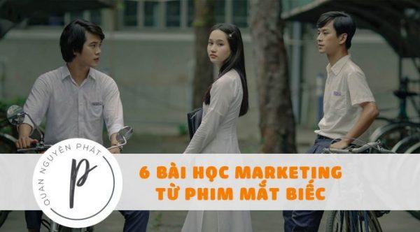 6 bài học marketing từ phim Mắt Biếc