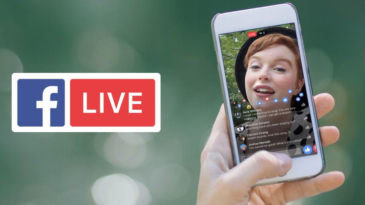 Xu hướng Live Stream bán hàng