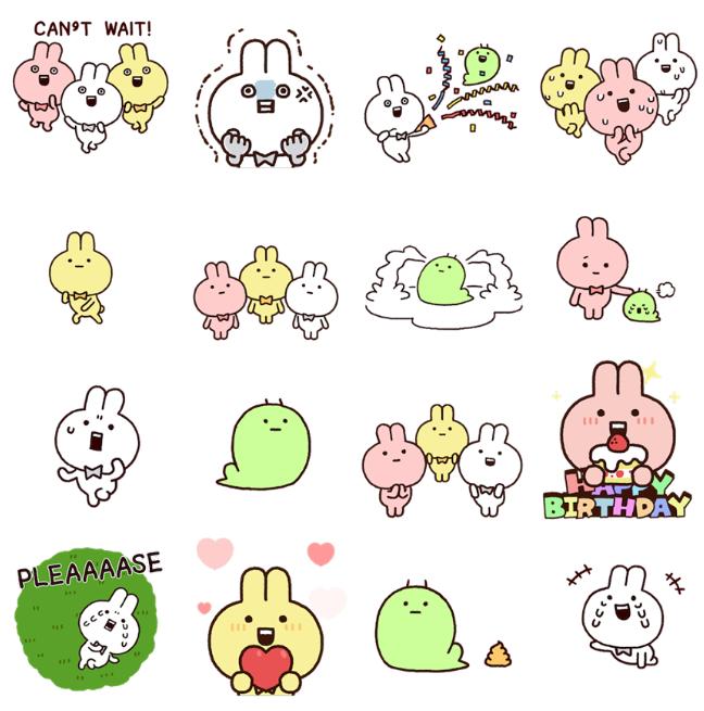 Bầy thỏ phiền phức