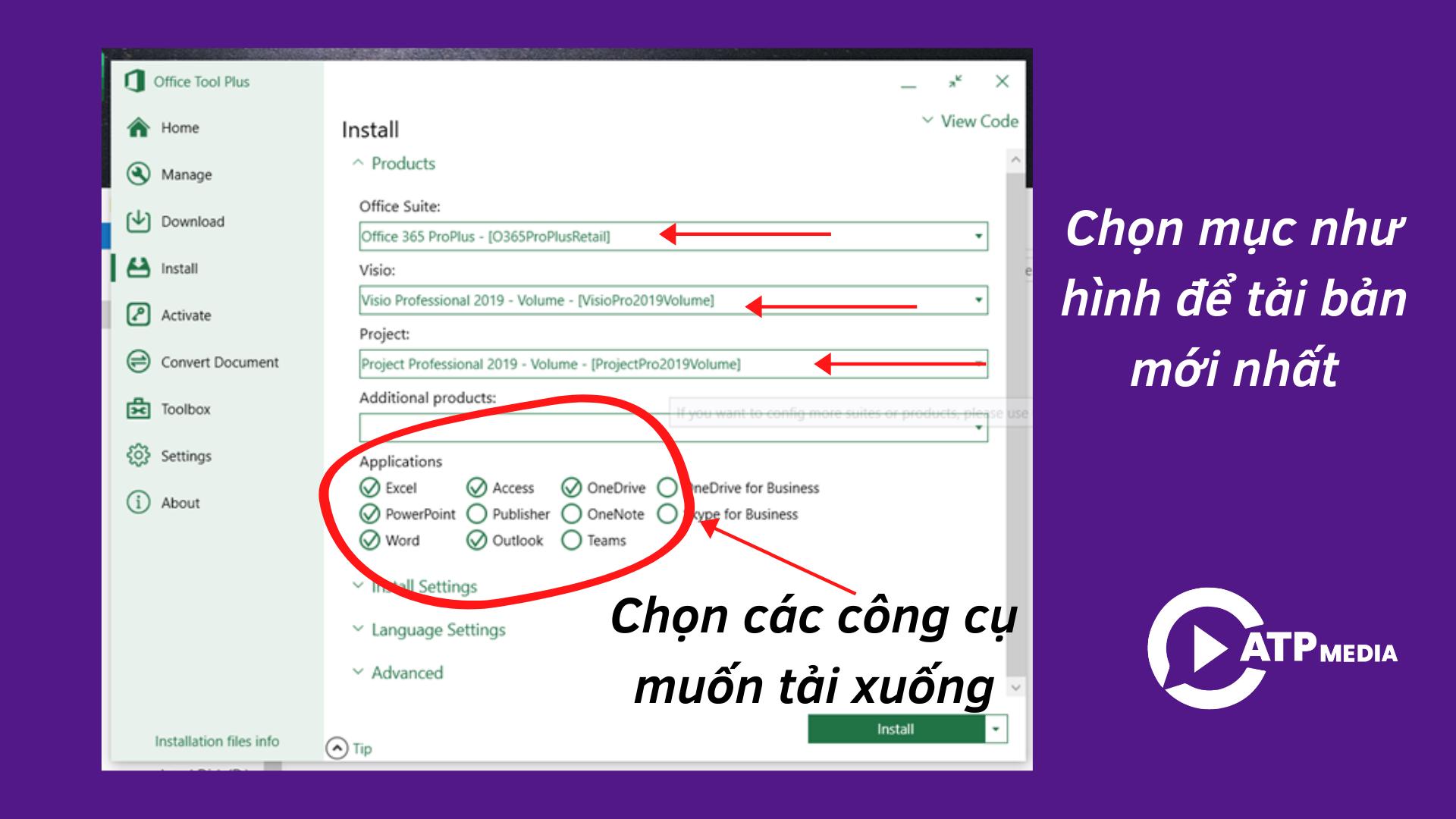 Cài đặt Microsoft Office (4)