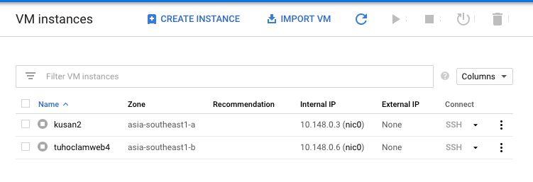 Cách Chuyển VPS Google Từ Gmail này qua Gmail khác – Move Google VM instances to another Gmail