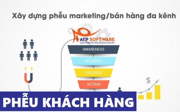 Bí kíp xây dựng phễu bán hàng cực đỉnh - ATP Software