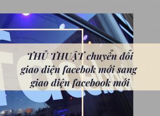 Hướng dẫn chuyển đổi giao diện facebook mới thành giao diện facebook cũ 2020 - ATP Software