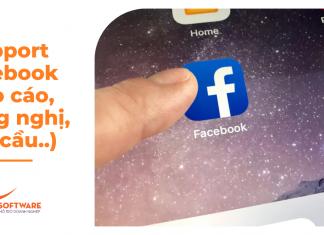 Tổng hợp toàn bộ link support Facebook (báo cáo, kháng nghị, yêu cầu..) - ATP Software